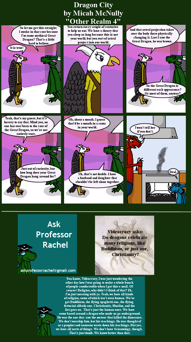 285. Other Realm 4 (With Ask Professor Rachel 32)