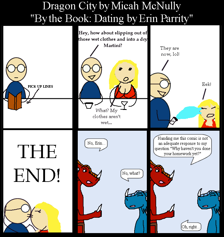 134. By the Book: Dating by Erin Parrity