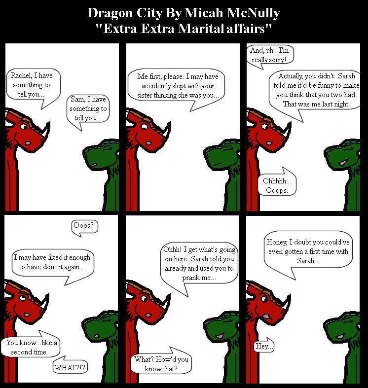 127. Extra Extra Marital Affairs
