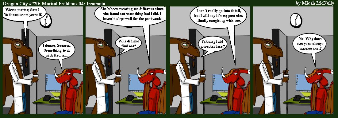720. Marital Problems 04: Insomnia