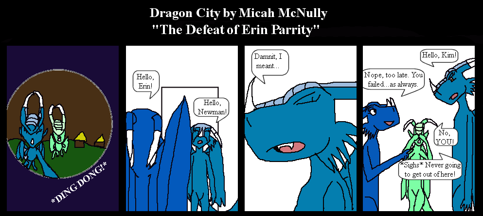155. The Defeat of Erin Parrity
