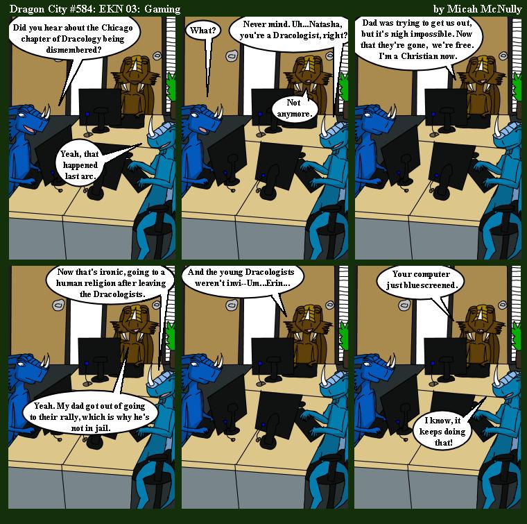 584. EKN 03: Gaming