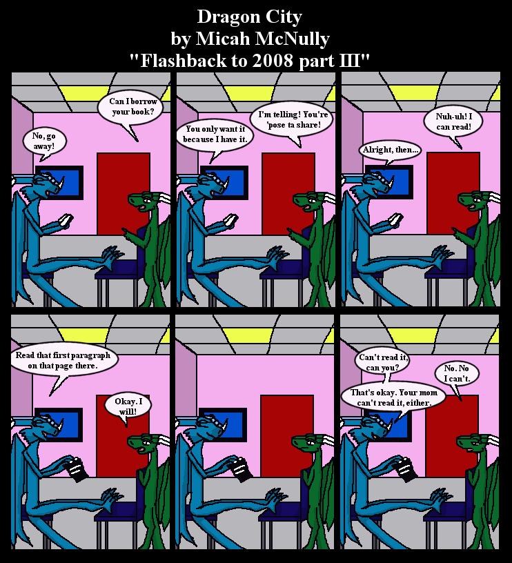 262. Flashback to 2008 part III