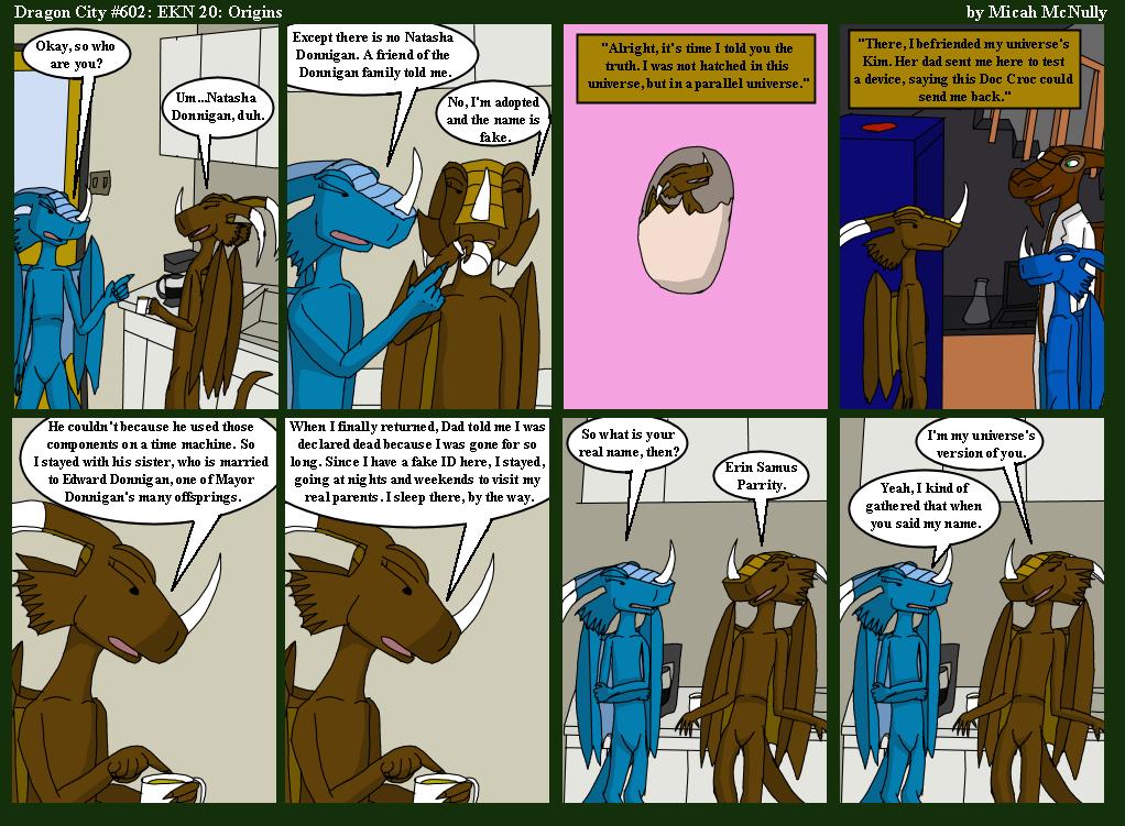 602. EKN 20: Origins