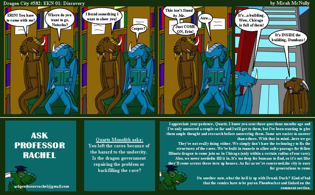 582. EKN 01: Discovery (With Ask Professor Rachel 131)