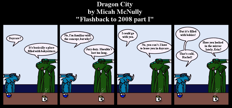259. Flashback to 2008 part I