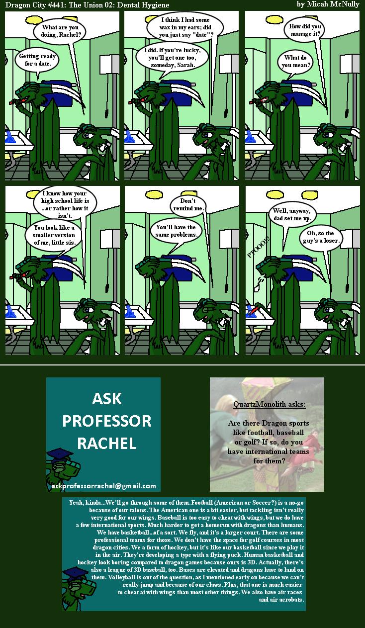 441. The Union 02 (With Ask Professor Rachel 84)
