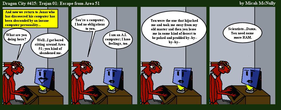 415. Trojan 01: Escape from Area 51