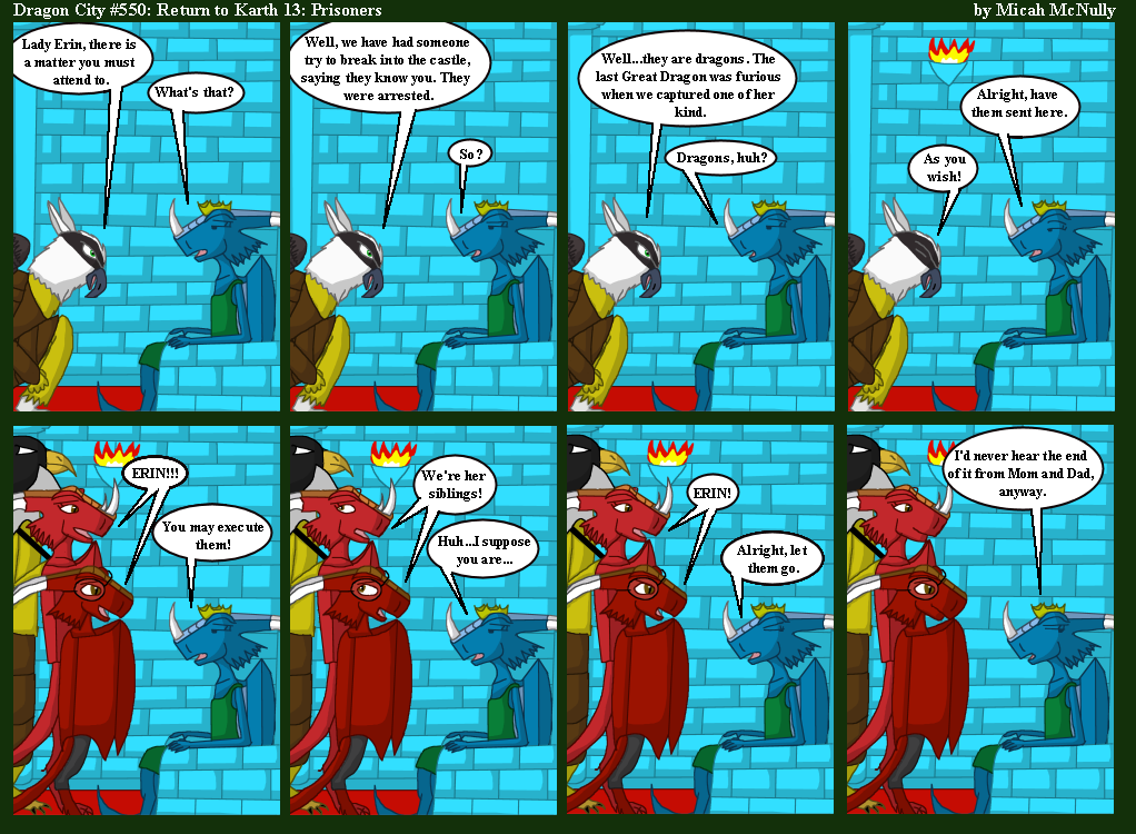 550. Return to Karth 13: Prisoners