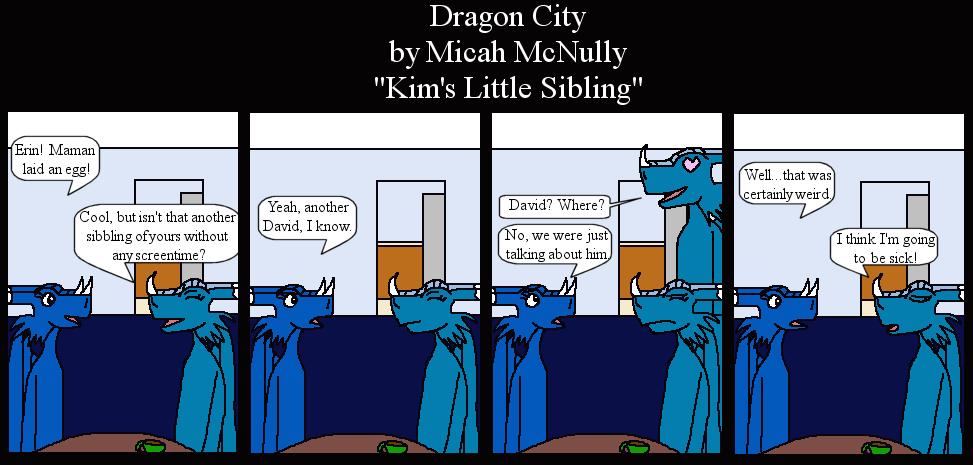 183. Kim's Little Sibling