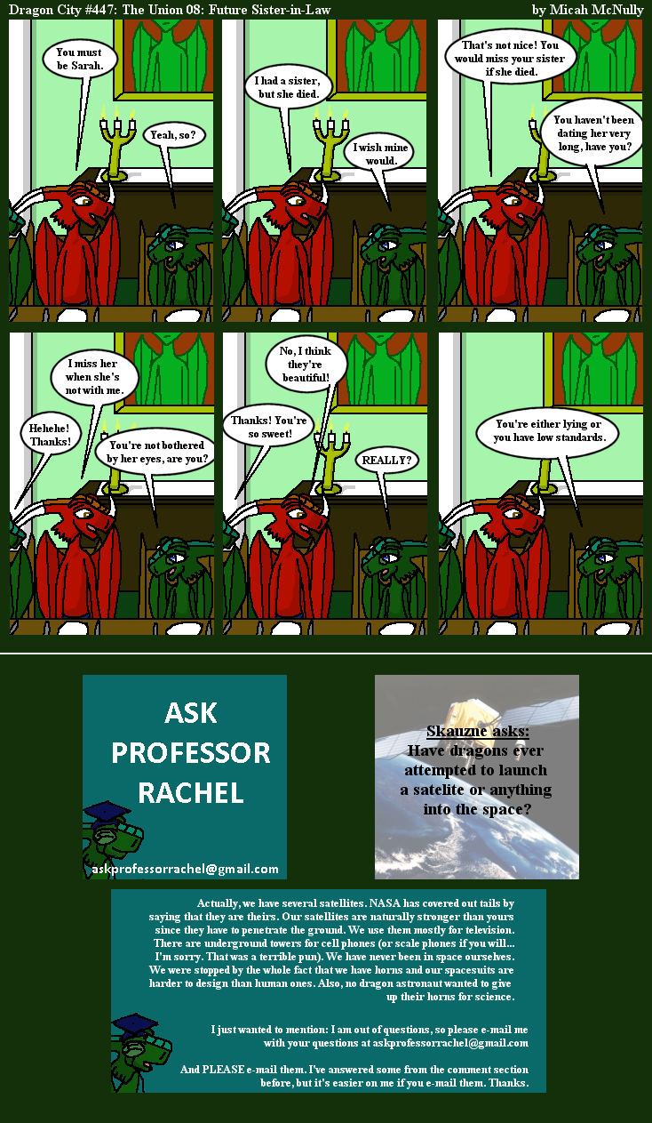 447. The Union 08: Future Sister-in-Law (With Ask Professor Rachel 86)