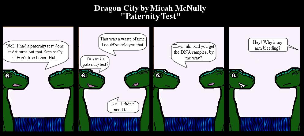 125. Paternity Test