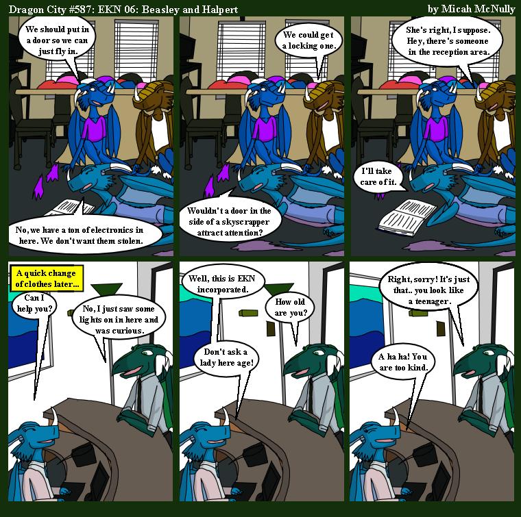 587. EKN 06: Beasley and Halpert