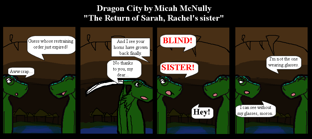 122. The Return of Sarah, Rachel's Sister
