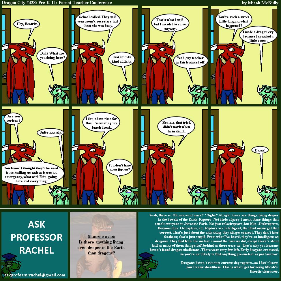 438. Pre-K 11: Parent-Teacher Conference (With Ask Professor Rachel 83)