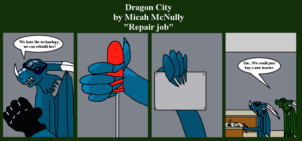 302. Repair Job