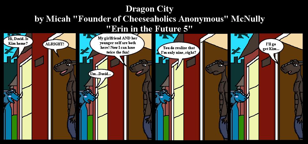 245. Erin in the Future 5