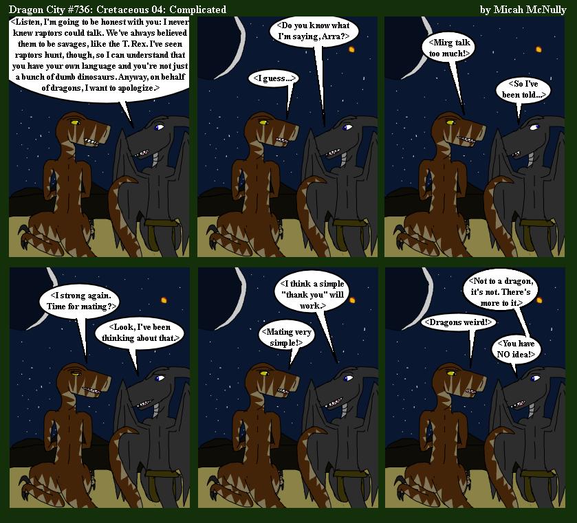 736. Cretaceous 04: Complicated