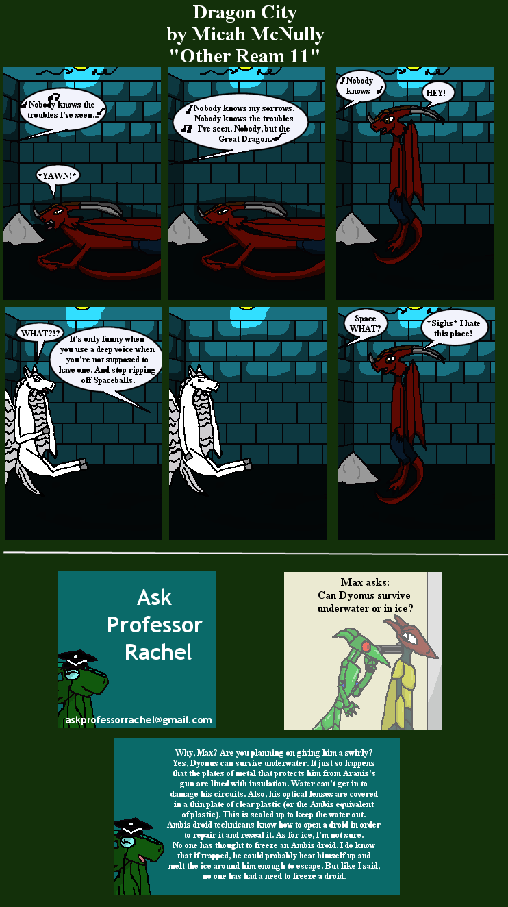 292. Other Realm 11 (With Ask Professor Rachel 34)