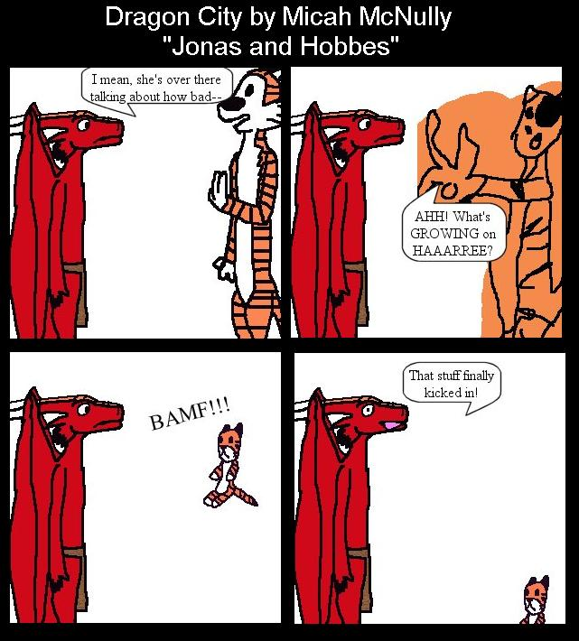 104. Jonas and Hobbes