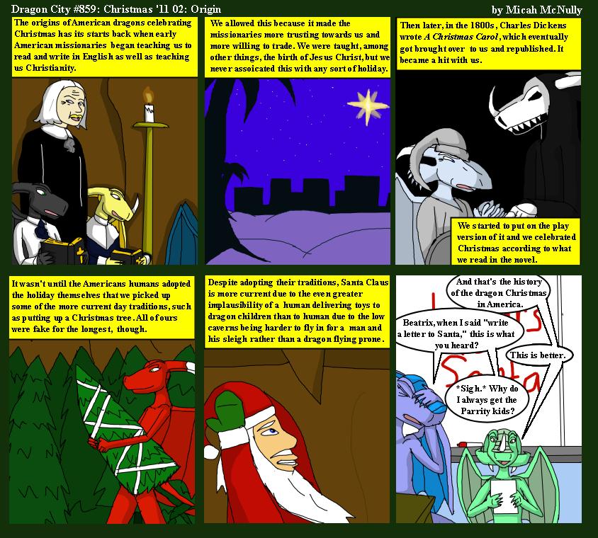 859. Christmas '11 02: Origins