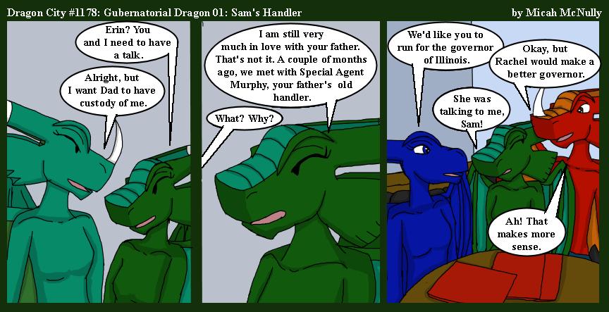 1178. Gubernatorial Dragon 01: Sam's Handler