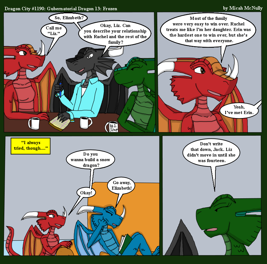 1190. Gubernatorial Dragon 13: Frozen