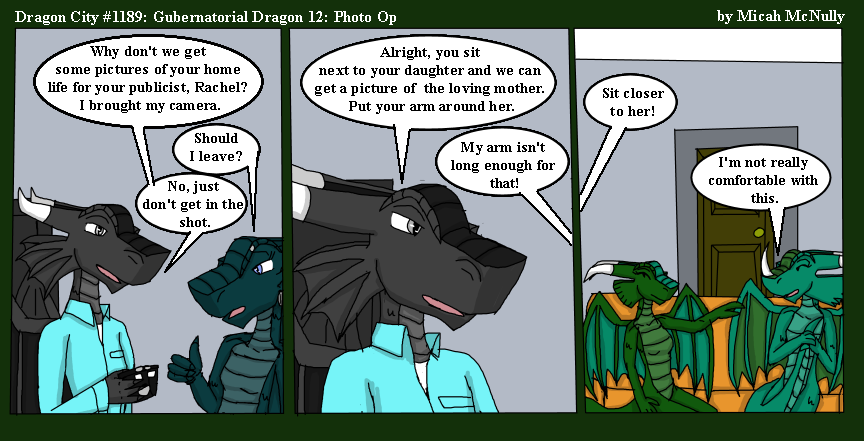 1189. Gubernatorial Dragon 12: Photo Op