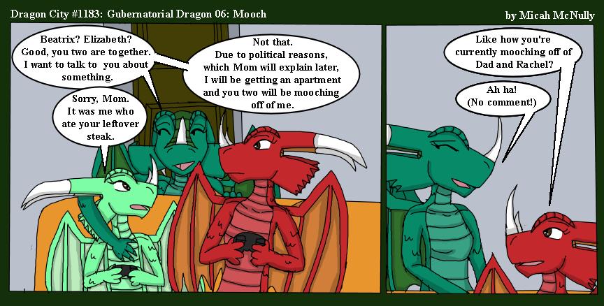1183. Gubernatorial Dragon 06: Mooch
