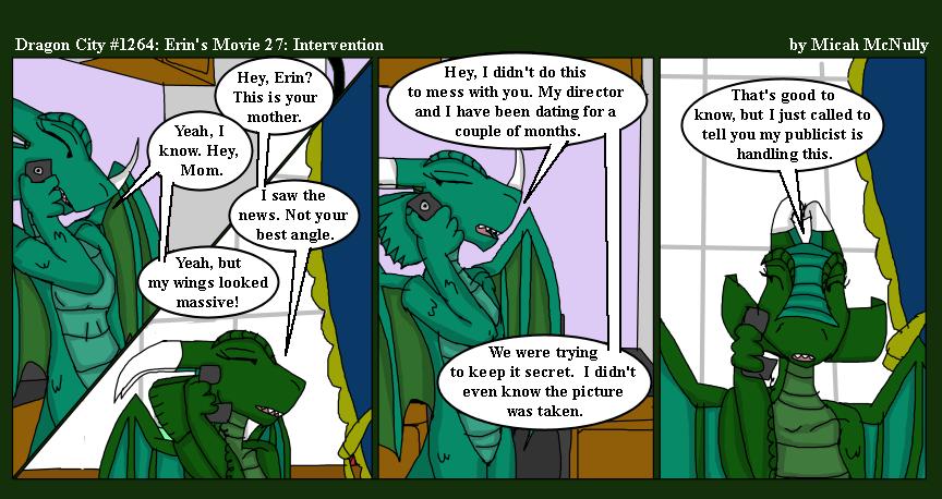 1264: Erin's Movie 27: Intervention