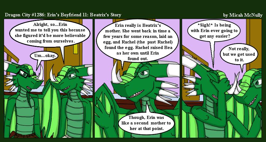 1286. Erin's Boyfriend 11: Beatrix's story
