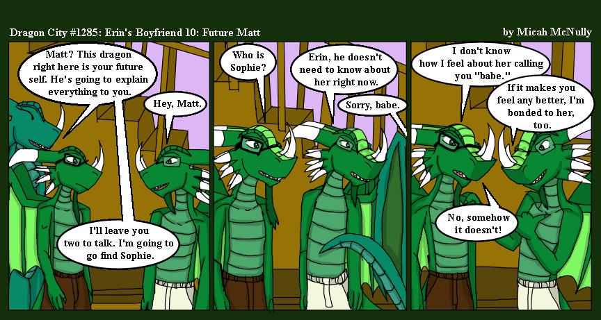 1285. Erin's Boyfriend 10: Future Matt