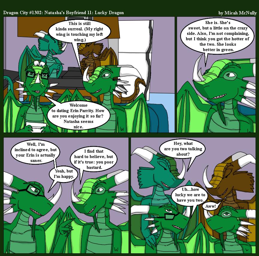 1302. Natasha's Boyfriend 11: Lucky Dragon