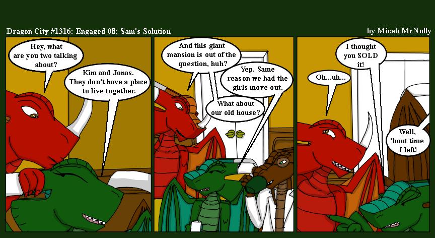 1316. Engaged 08: Sam's Solution