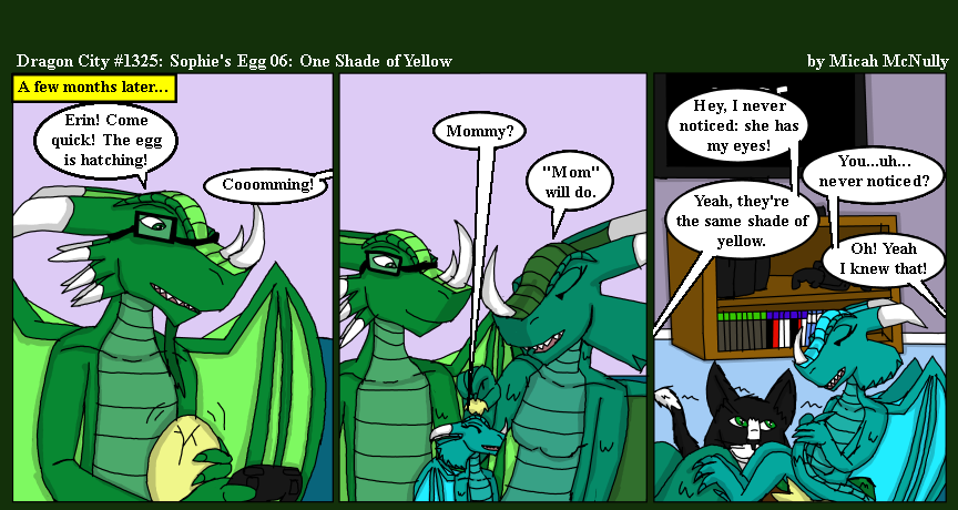 1325. Sophie's Egg 06: One Shade of Yellow