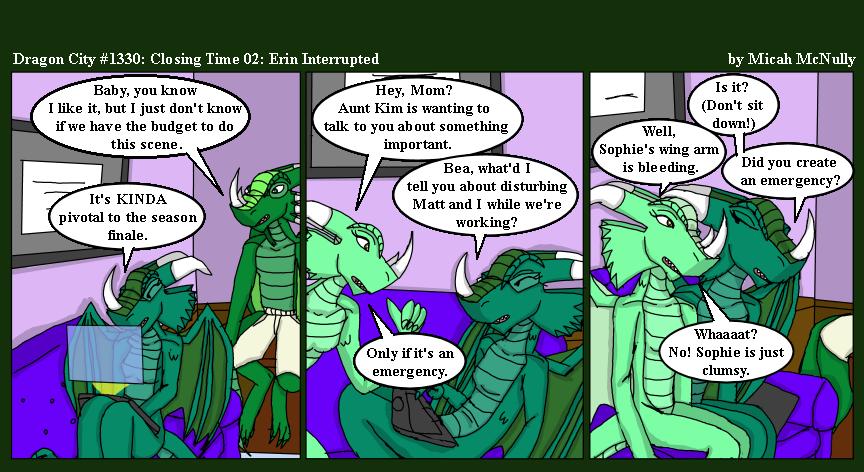 1330. Closing Time 02: Erin Interrupted
